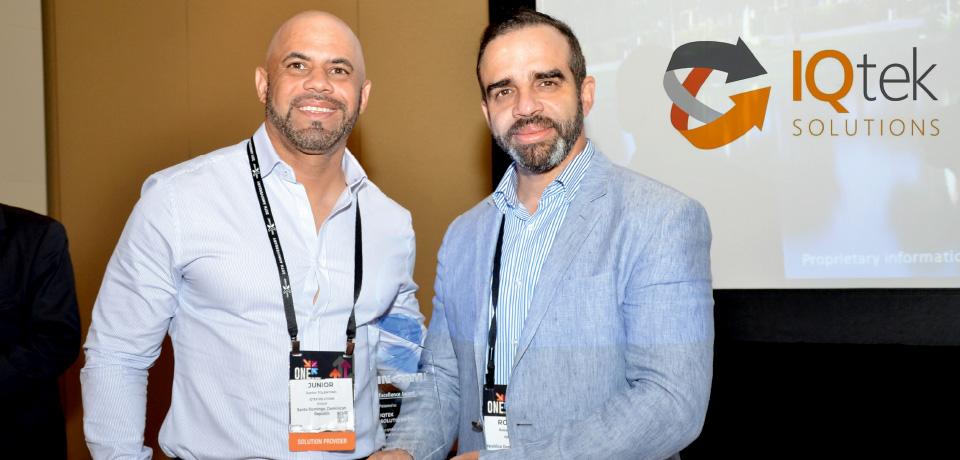 Ingram Micro galardona a IQtek como estandarte de buenas prácticas a la hora de desarrollar nuevas oportunidades de negocios